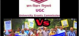 DUTA PROTEST AGAINST UGC GUIDELINES