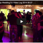 Video Log: Duluth Wedding DJ