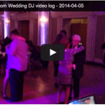 [Video Log] Greysolon Ballroom Wedding DJ