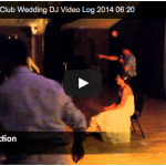 [Video Log] Crow River Golf Club Wedding DJ