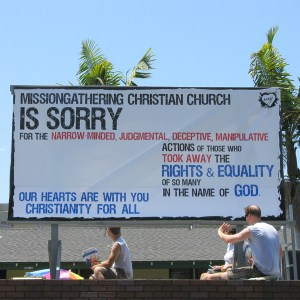 MissionGathering Church Says Sorry.