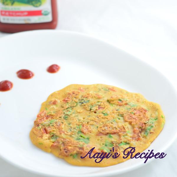 tomato omlet