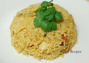 Easy Chicken Pulav