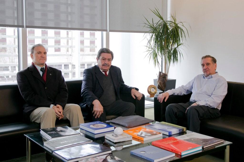 Reunión Ministro Barañao 04 sept. 2017
