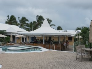 The Poolside Bar