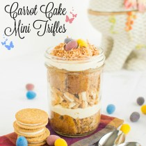 Carrot Cake Mini Trifles | A baJillian Recipes