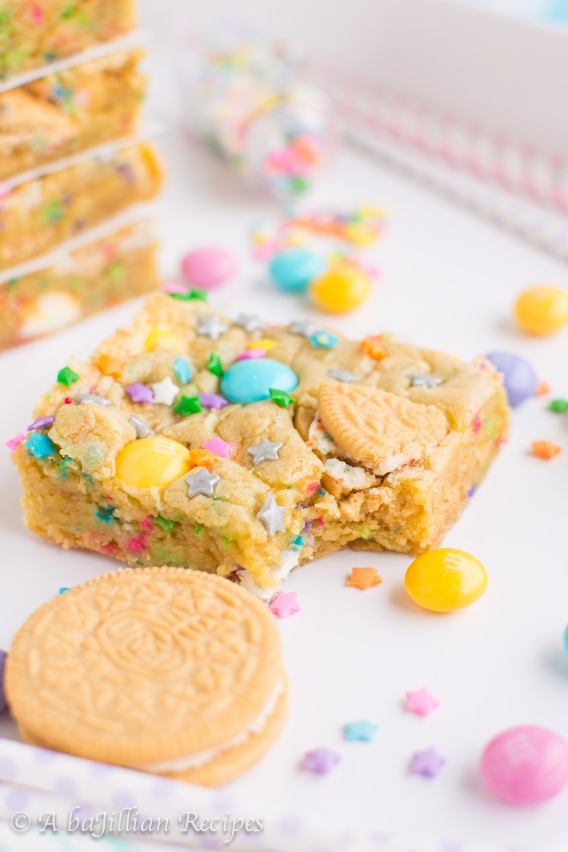 Loaded-Cake-Batter-Cookie-Bars-abajillianrecipes.com