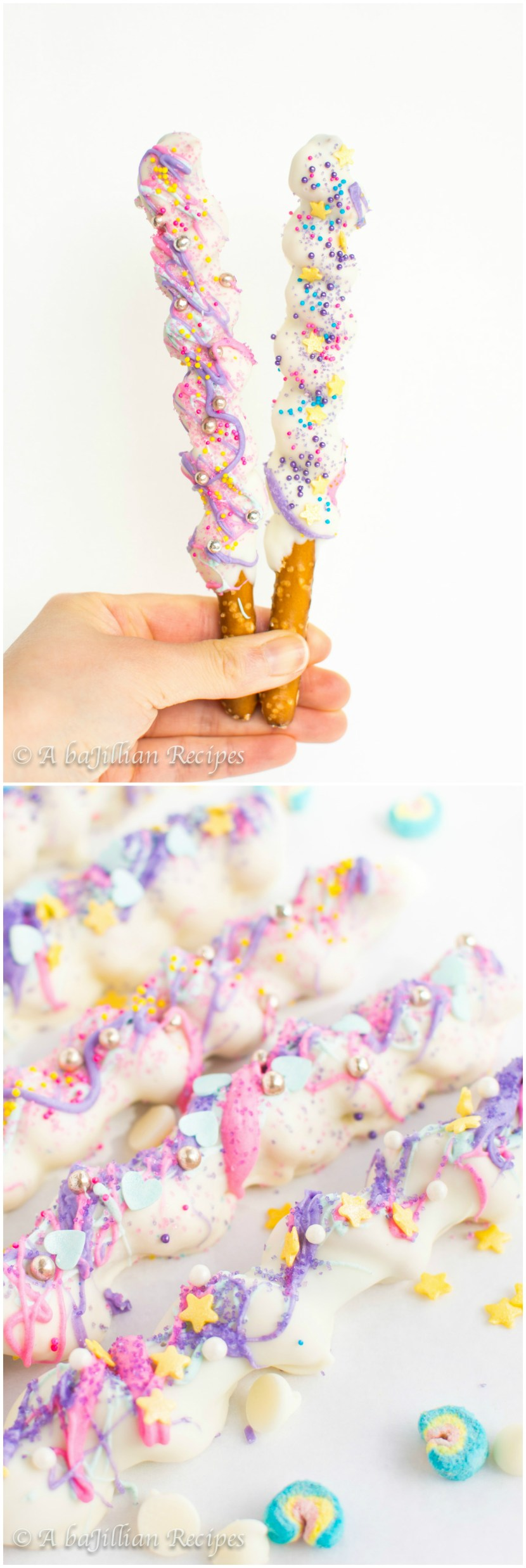 Unicorn Horns | A baJillian Recipes1