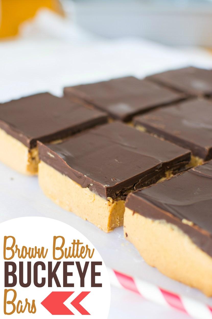 Brown Butter Buckeye Bars   A baJillian Recipes-1(title)