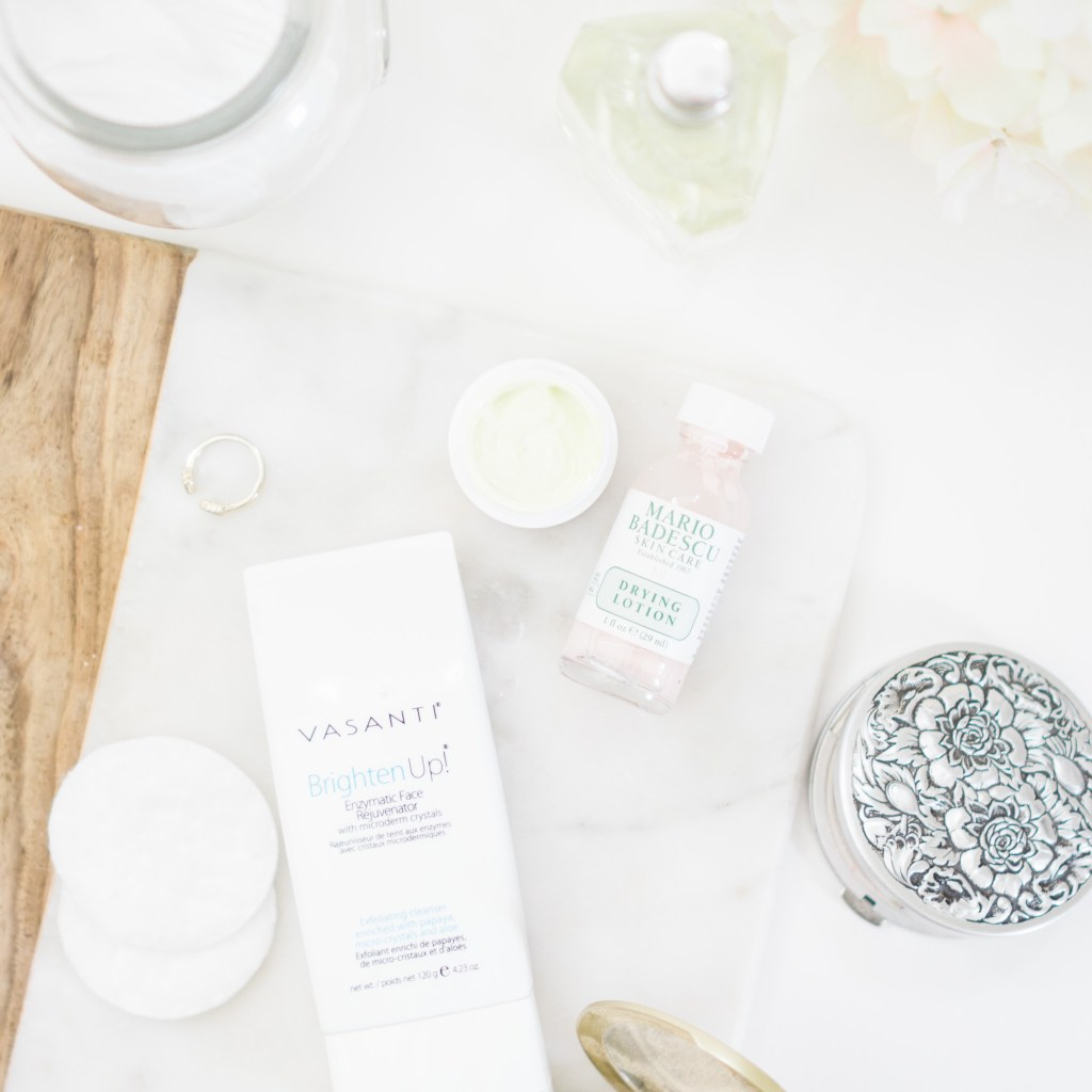 Skincare guide, skincare products