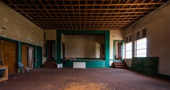Kenansville School - Photo by Bullet, 2011