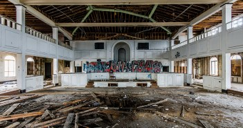 Abandoned Dilapidated Church Featured Image