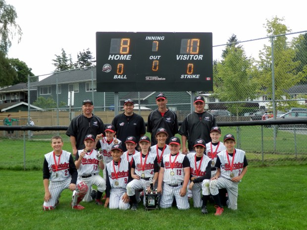 Abby Black Win Ladner Tourney