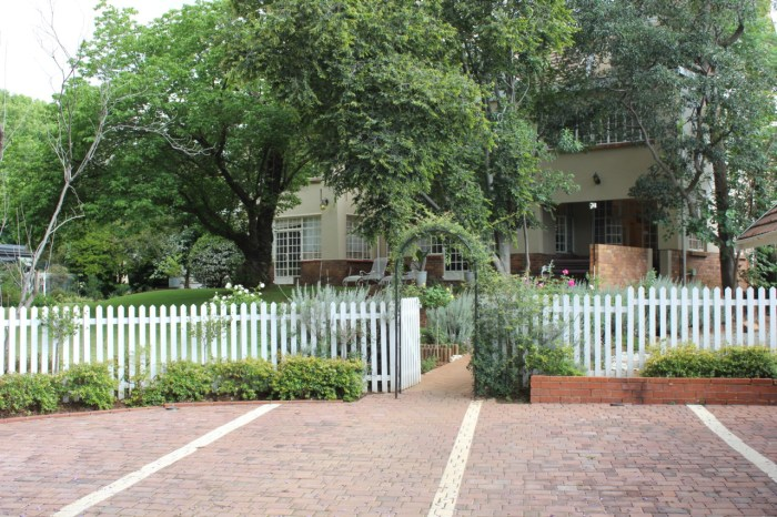 Our guest house accommodation in Johannesburg is ideal for tourists or the business traveler.