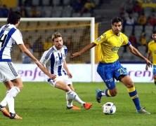 Video: Las Palmas vs Real Sociedad