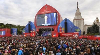 Horario y dónde ver la ceremonia de inauguración del Mundial de Rusia 2018