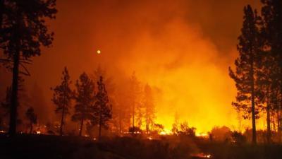El fuego en California se cobra la vida de seis personas