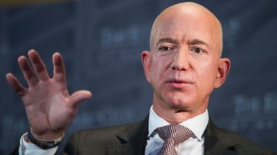 National Enquirer owner defends reporting on Amazon boss Jeff Bezos amid blackmail accusations ...