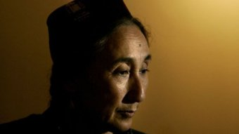 Rebiya Kadeer said China detained more than 37 of her family members in the Uighur region (Photo: Reuters/Jason Reed).
