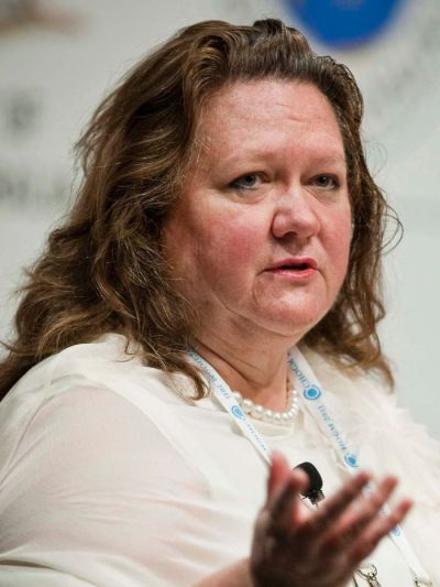 Gina Rinehart - ABC News (Australian Broadcasting Corporation)