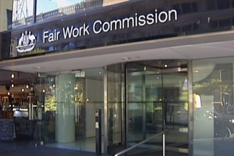 The Fair Work Commission building in Melbourne.
