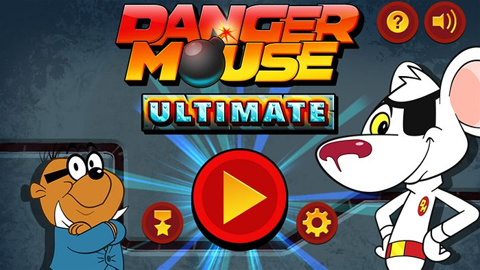 Games   ABC ME Danger Mouse Ultimate