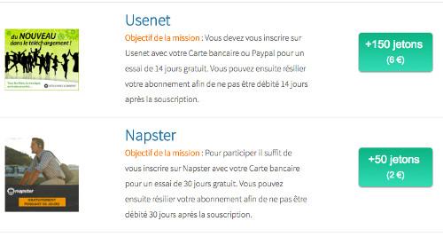 Click-it rémunère beaucoup