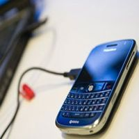 BlackBerry Modem Mode
