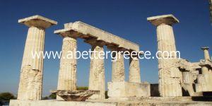 sightseeing on Aegina Greece