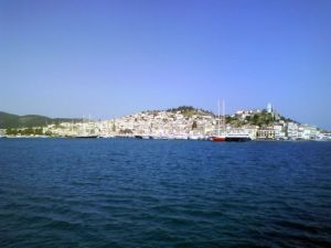 Poros island activities, Greece