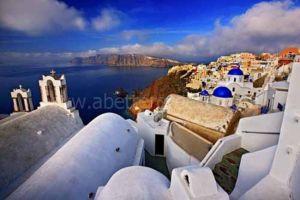 Santorini beauty Greece
