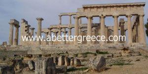 Aegina mythology Greece