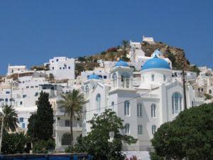 Ios Chora Cyclades Greece