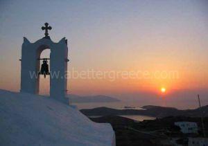 Ios sightseeing Greece