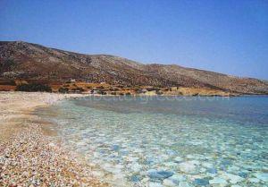 Naxos beach Greece