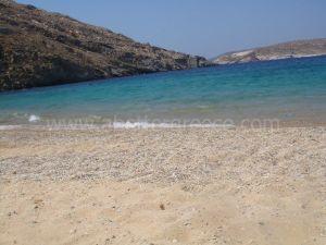 Serifos beach, Cyclades, Greece