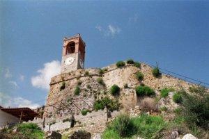 Nafpaktos sightseeing, Greece