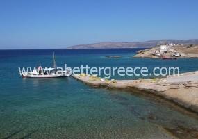 2 Bedrooms, Villa, Vacation Rental, 1 Bathrooms, Listing ID 1121, Koufonisi, Greece,