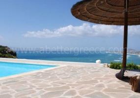 3 Bedrooms, Villa, Vacation Rental, 3 Bathrooms, Listing ID 1160, Naxos, Greece,