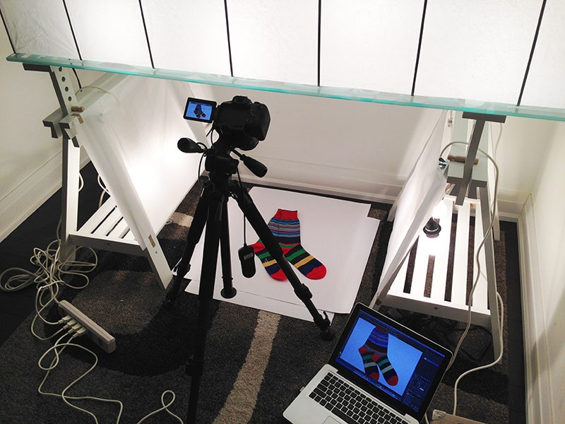 DIY Product Photography Light Tent Setup - How To Shoot Great Product Photography