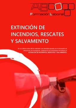 AB Formación Laboral Extinción de Incendios