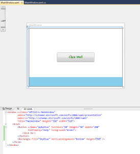 UI Tree in WPF