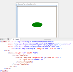 WPF ControlTemplate