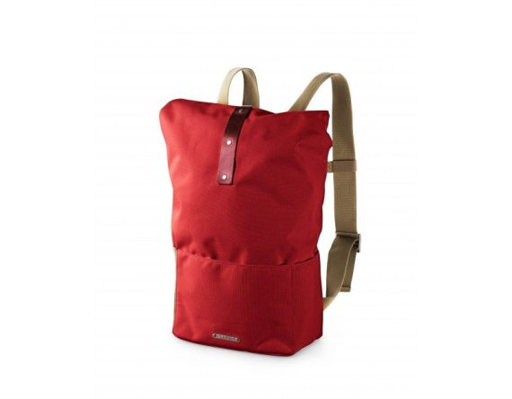 Hackney-Backpack-Red-Maroon-Front