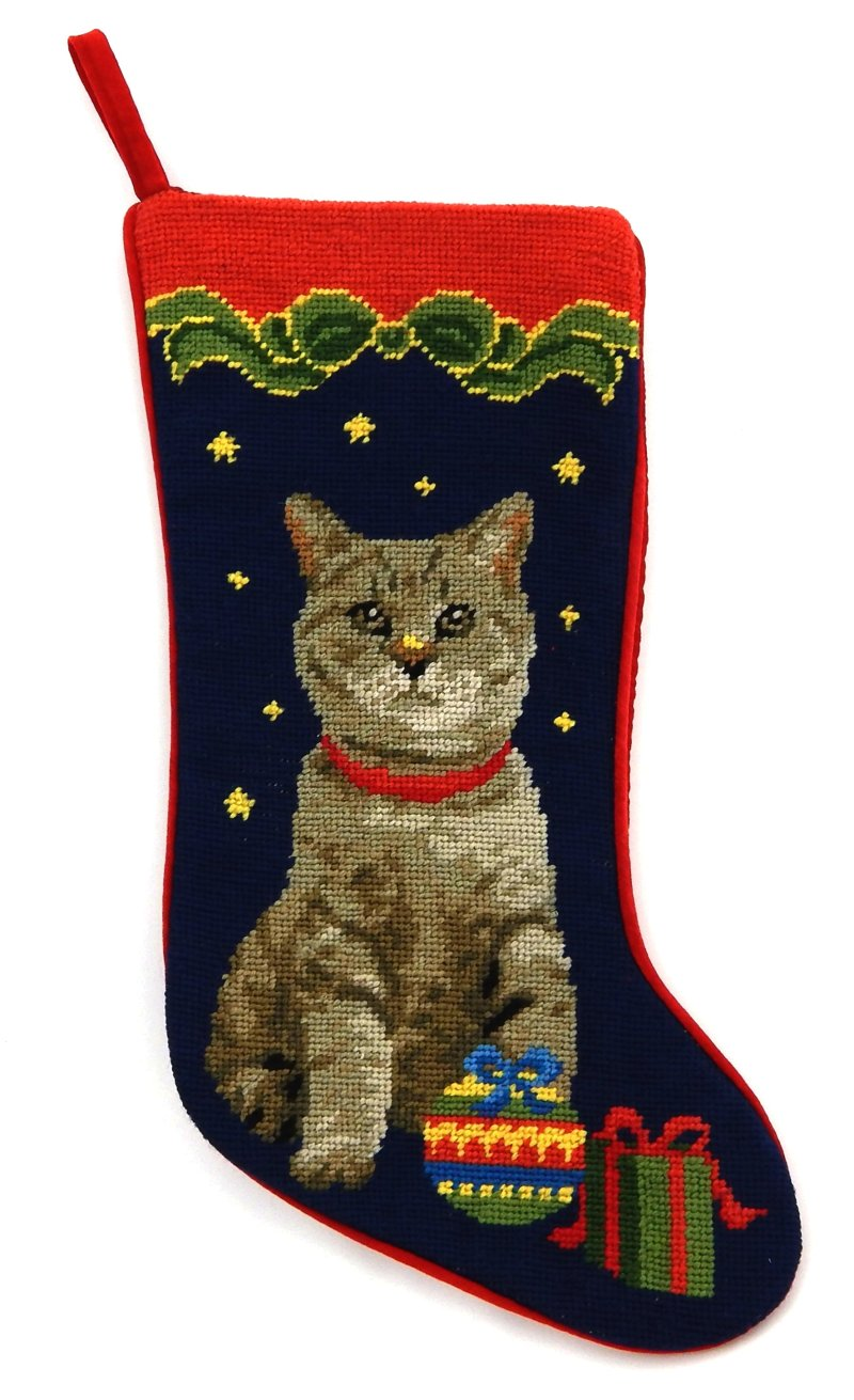 Large Of Cat Christmas Stockings