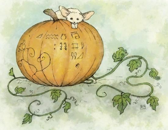 Pumpkin Runes