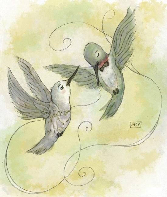 Hummingbird Ball