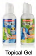 Nyloxin Topical Gel Regular and Extra Strength