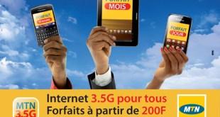 MTN internet mobile comment configurer votre smartphone android 3G et 4G
