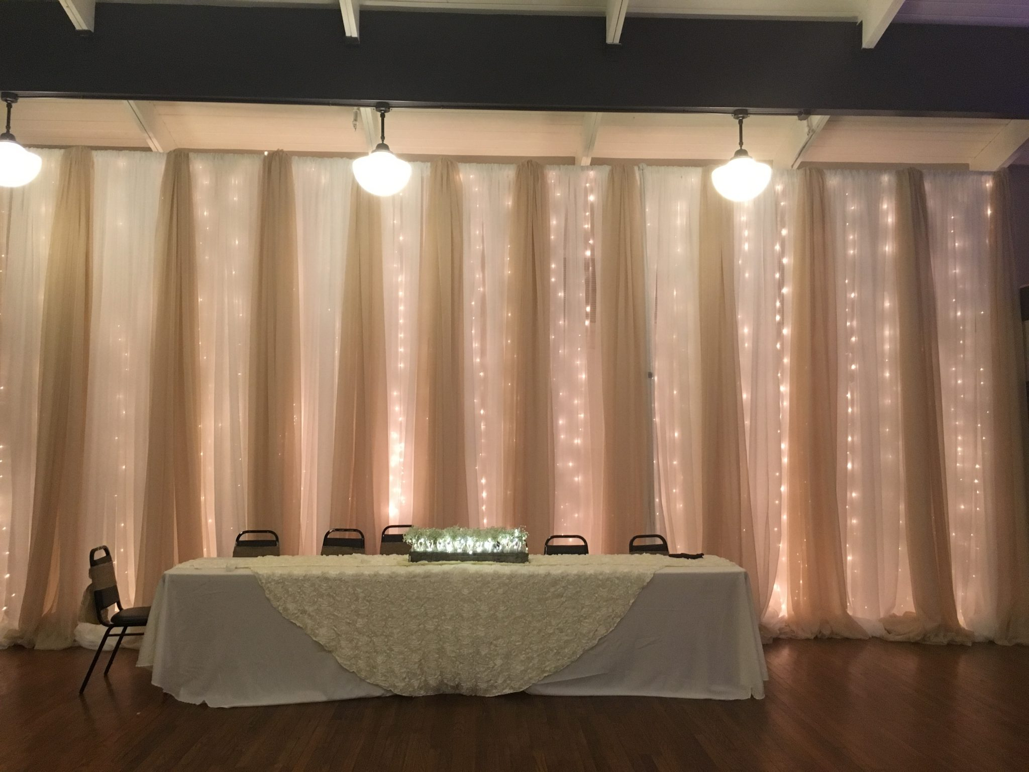 Luxurious Fabric Draping For Weddings Above The Rest